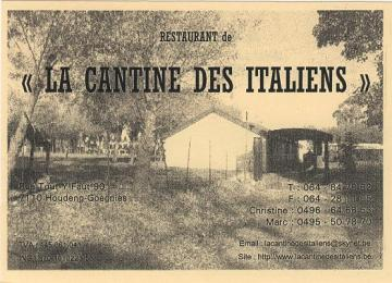 Cantine des Italiens