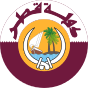 armoiries du Qatar